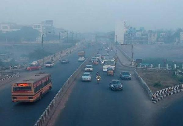டில்லி , தொடர்ந்து, சென்னை,காற்று மாசு அதிகரிப்பு