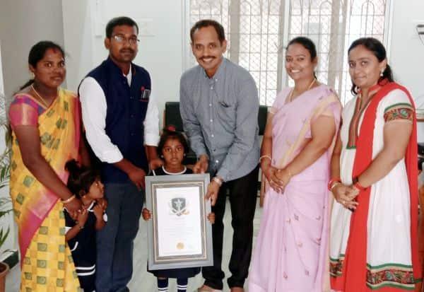 சிலம்ப விளையாட்டில் கலக்கல்; 5 வயது சிறுமி அபார சாதனை Tamil_News_large_2409977