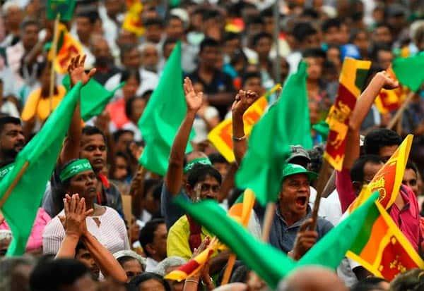 இலங்கை, அதிபர் தேர்தல், பிரசாரம், முடிவு, சஜித் பிரேமதாசா,  கோத்தபயா