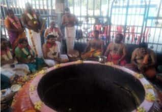 ரஜினிக்காக சிறப்பு யாகம்