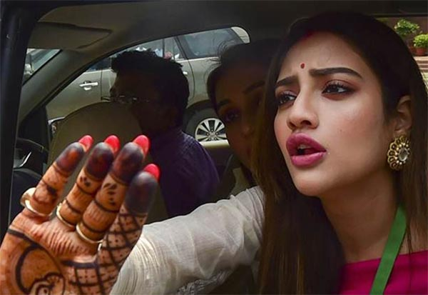 Nusrat Jahan,TMC MP,Nusrat Jahan,discharged,hospital,