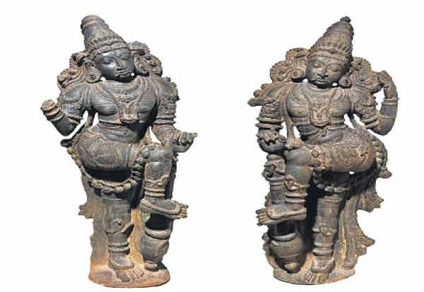 தமிழக கோவிலில் திருடு போன 2 சிலைகள் ஆஸி.,யில் மீட்பு