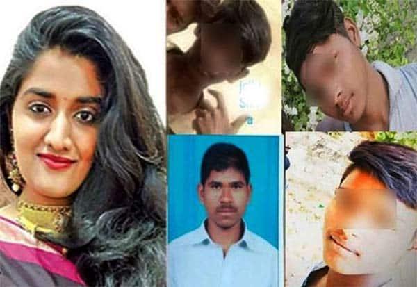 பெண் டாக்டர் கொலை: 4 பேர் கைது: நாடு முழுவதும் கொந்தளிப்பு