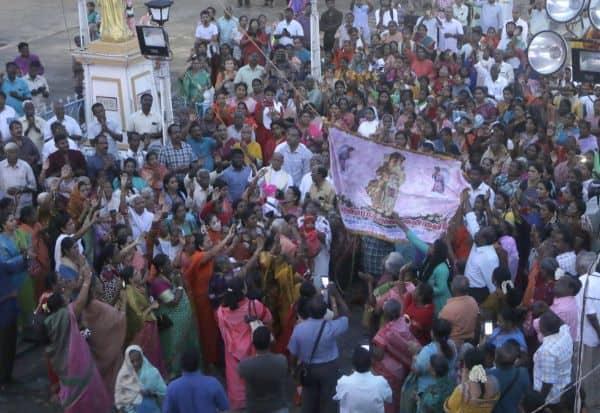 ஜென்மராக்கினி அன்னை பேராலய பங்குப் பெருவிழா