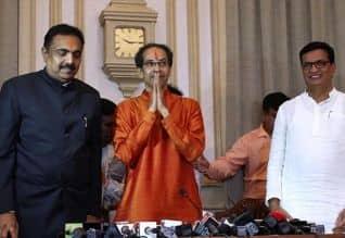 ராஜ்யசபாவில் சிவசேனா வெளிநடப்பு; அமித்ஷா கேள்வி