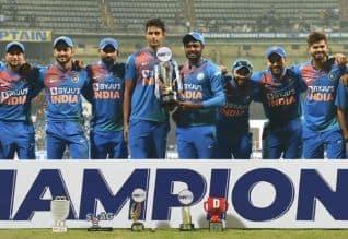 ரோகித், ராகுல், கோஹ்லி சரவெடி! கோப்பை வென்றது இந்தியா