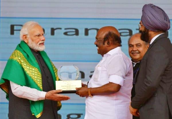 தமிழக அரசுக்கு 'க்ரிஷி கர்மாண்' விருது Tamil_News_large_244877720200103000604