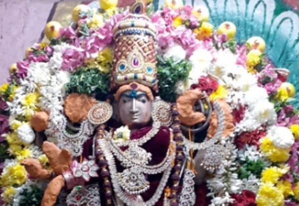திருப்புத்துாரில் ஆருத்ரா தரிசனம்