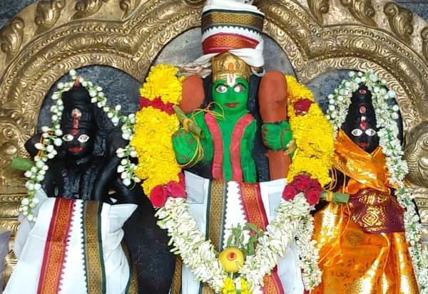 ராமர் கோவில் திருவிழா 15ம் தேதி திருவீதி உலா