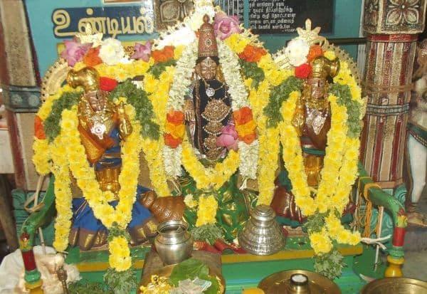 சிவகாசியில் துவங்கியது பிரம்மோத்ஸவ  விழா