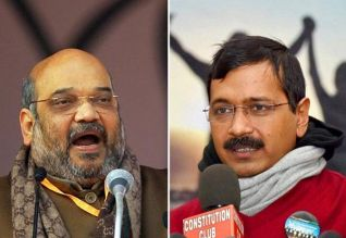 டில்லி தேர்தல்: அமித்ஷா குற்றச்சாட்டுக்கு கெஜ்ரி ...