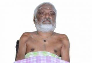சமூக சேவகர் ராமகிருஷ்ணனுக்கு  பத்ம ஸ்ரீ விருது