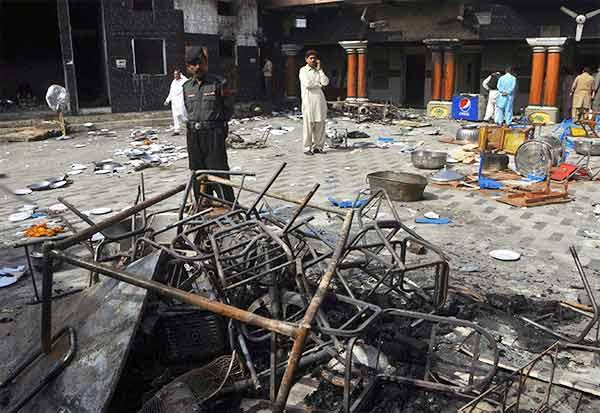 #Pakistan's Sindh province# #Temple vandalised# பாகிஸ்தான், ஹிந்து, கோயில், இடிப்பு, போலீசார், எப்.ஐ.ஆர்,.