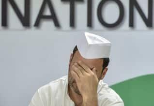 'தேர்தல் வாக்குறுதியை ராகுல் நிறைவேற்றவில்லை'