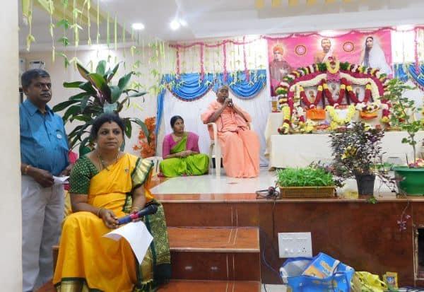 சங்கராபுரத்தில் சத்சங்கம்