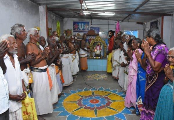 கோதண்டராமர் கோவிலில் ராமபஜனை