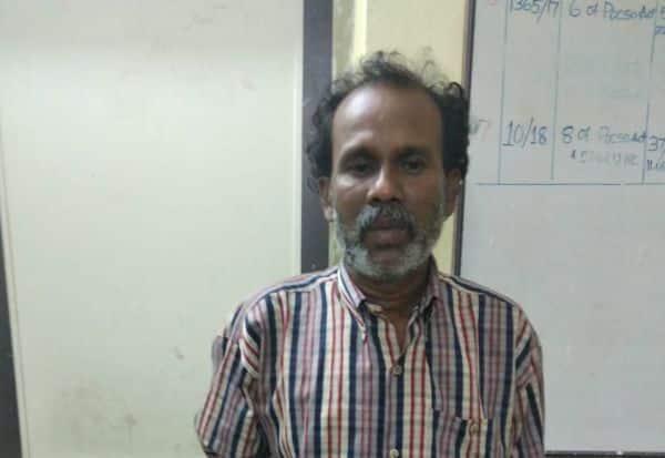 சிறுமியை சீரழித்தவர் போக்சோ சட்டத்தில் கைது