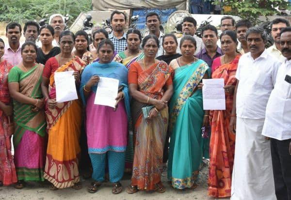 '24 மணி நேரமும் மது விற்பனை' கலெக்டரிடம் மக்கள் புகார் மனு