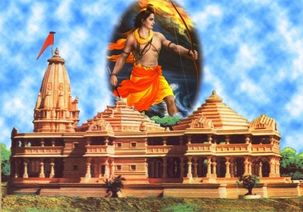 ராமர் கோவில்,# கட்டுமானம், துவக்கம்,? #