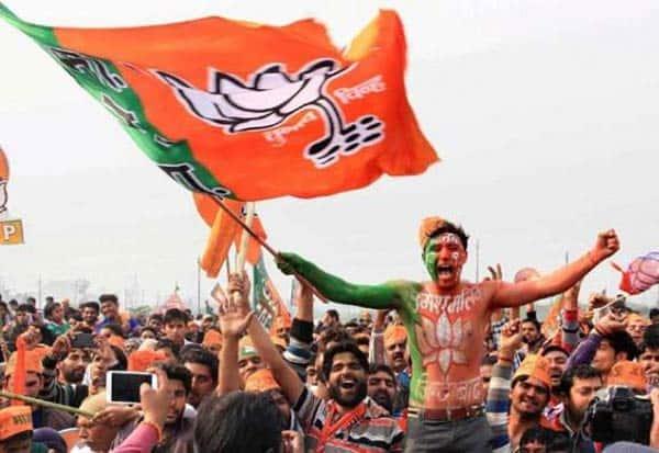 DelhiResults, DelhiElection2020, BJP, DelhiElectionResults, Delhi, Election, VoteShares, பாஜ, பாஜக, பாரதீயஜனதா, டில்லி, தேர்தல், முடிவுகள், ஓட்டுசதவீதம்,