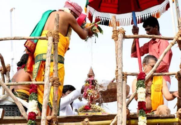 அமிர்தகடேஸ்வரர் கோவில் கும்பாபிேஷகம்