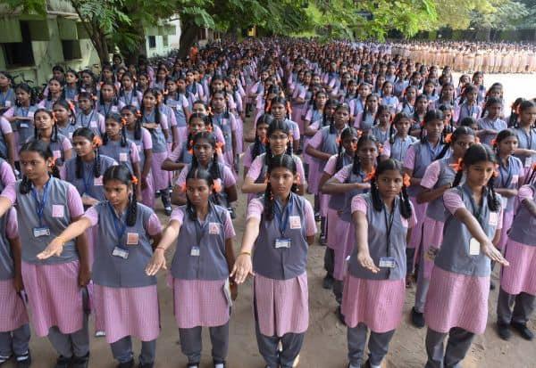 பெண் குழந்தை முன்னேற்றம்: மாநில விருது