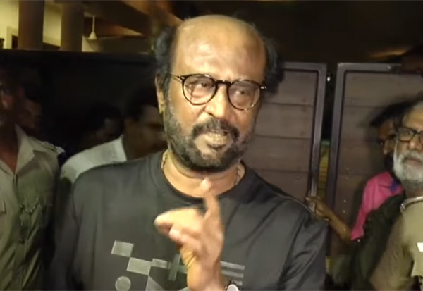 Image result for ரஜினி நேற்று