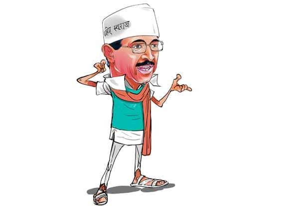 தேர்தல் விதிகளை மீறி பிரசாரம் கெஜ்ரிவாலுக்கு எதிராக மனு