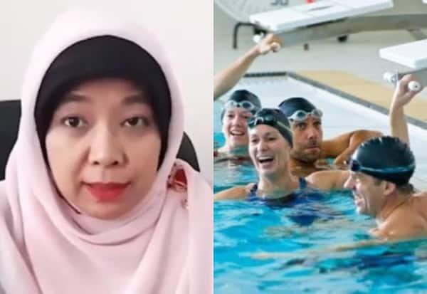 Indonesia, WomenPregnant, SwimmingPool, Sperms, இந்தோனேசியா, பெண்கள், கர்ப்பம், நீச்சல்குளம், ஆண்கள், விந்தணு, பாதுகாப்பு அதிகாரி