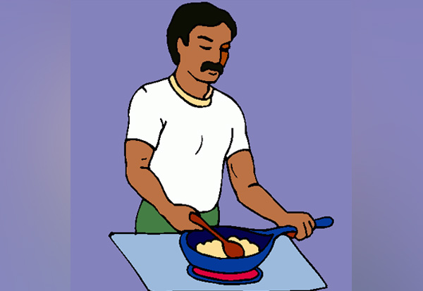 Man, Cook, HumanHand, Fingers, Dinner, UP, உத்தரபிரதேசம், உபி, மனிதகை, சமையல், விரல்கள்,