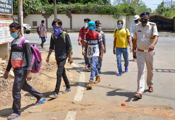 இந்தியாவில், 'கொரோனா' பாதிப்பு 468:பலி எண்ணிக்கை 9 ஆக உயர்வு