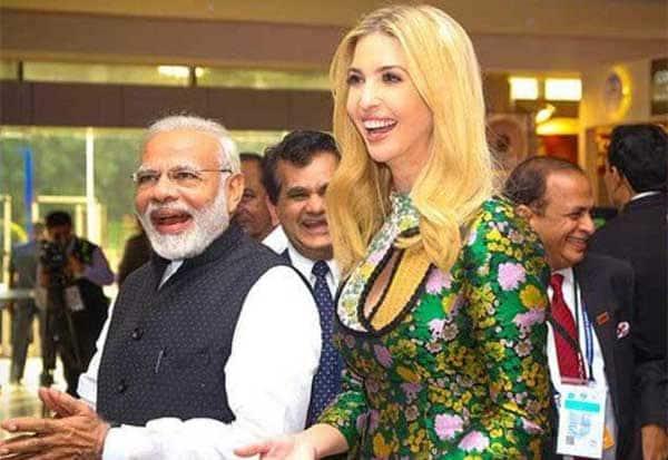 Ivanka Trump, Thanks,  PM Modi ,பிரதமர் மோடி, இவாங்கா டிரம்ப், பாராட்டு