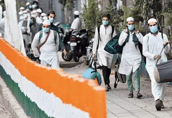 TablighiJamat,Delhi,coronavirus,covid19