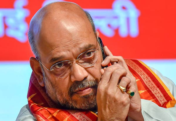 Amit Shah, Jawan, Army, Coronavirus, Home Minister, HM Shah, அமித்ஷா, கொரோனா வைரஸ், பாதுகாப்பு வீரர்கள், பாதிப்பு, பேச்சு, அழைப்பு