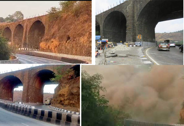 89-year-old Bridge, Amrutanjan bridge, bridge demolished