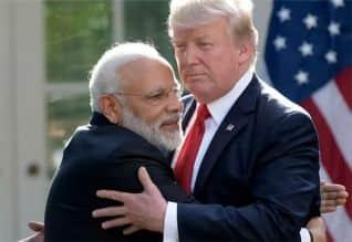 மோடி 'கிரேட், ரியலி குட்': டிரம்ப் திடீர் பாராட்டு