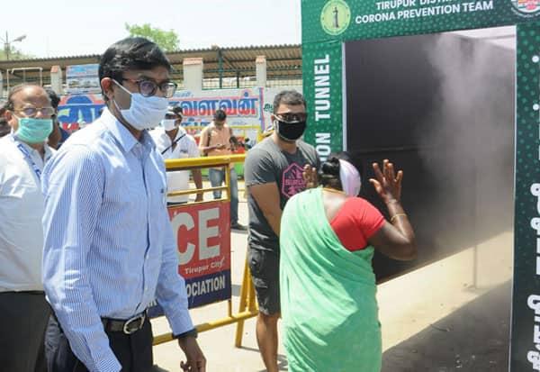 coronavirus, covid 19, Tirupur, tn news, tn fights corona, covid 19 crisis, திருப்பூர்