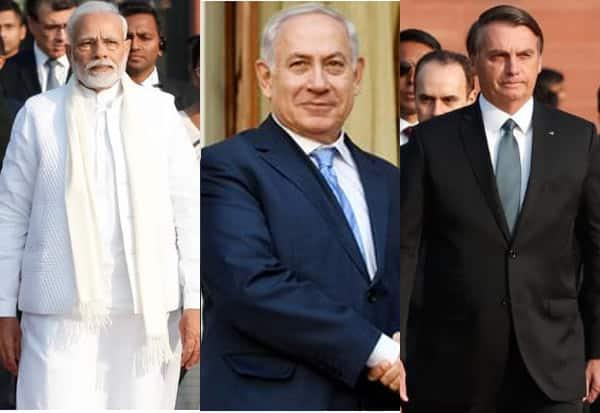 corona, coronavirus, india, israel, Brazil, brazilian president, jair bolsonaro, Israel, Prime Minister, Benjamin Netanyahu, corona news, Prime Minister, PM Modi, corona outbreak, corona updates, Narendra Modi, covid 19, பிரதமர்மோடி, கொரோனா, கொரோனாவைரஸ், இஸ்ரேல்பிரதமர்நேதன்யாஹூ, பிரேசில்அதிபர்போல்சனோரா, நரேந்திரமோடி, இந்தியா, நண்பர்கள், உதவி,