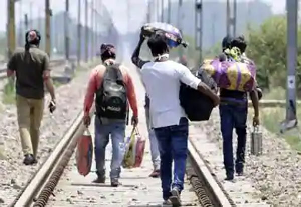 southern railway, migrant workers, train accidents, indian railways,  ரயில்வே, தண்டவாளம்