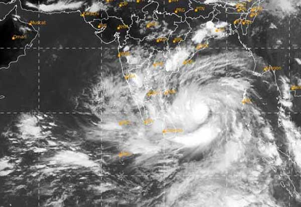 Cyclone Amphan:
