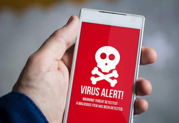 mobile, smartphone, virus, CBI