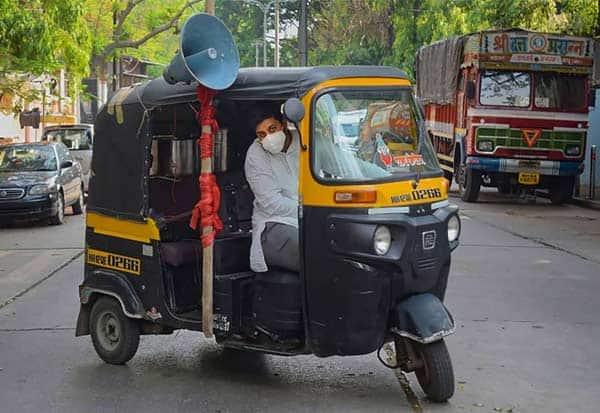 Auto Driver ,Migrants, coronavirus, Pune news