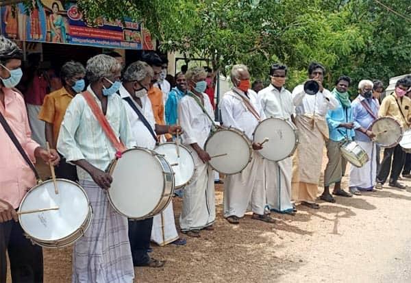 இசைக்கலைஞர்கள்,நிவாரணம், கொரோனா, ஊரடங்கு, கோரிக்கை, தூத்துக்குடி, கோவில்பட்டி,