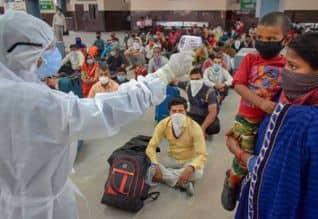 இந்தியாவில் 1.38 லட்சம் பேருக்கு கொரோனா: 4,021 பேர் பலி