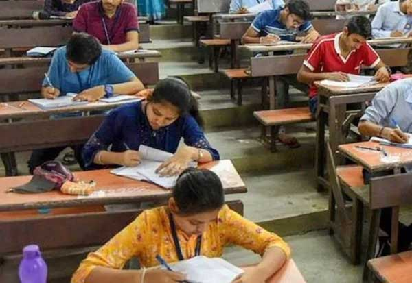question, Goa Board, class 10, English exam, 'corruption in recruitment', students, education, board exam, english