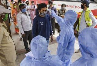 இந்தியாவில் 1.45 லட்சம் பேருக்கு கொரோனா: 4,167 பேர் பலி