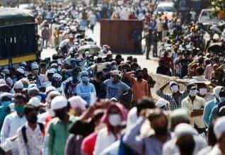 'இந்தியாவில் கொரோனாவுக்கு 18,000 பேர் உயிரிழக்கலாம்'