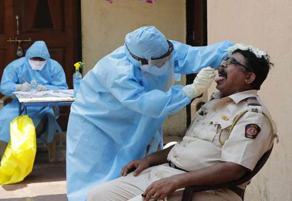 Maharashtra, police, coronavirus, covid 19, corona, corona outbreak, corona updates, corona news, corona crisis, new corona cases, positive cases, Maharashtra Police, mumbai, bmc, corona for police, corona death, mumbai, bmc, போலீஸ், கொரோனா