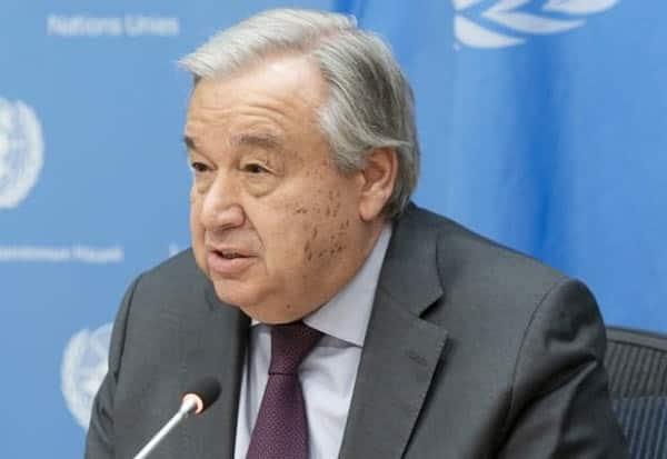 UN,United Nations,UN Secretary, UN Secretary General Antonio Guterres, Antonio Guterres, racial discrimination,ஐநா,ஐக்கிய நாடுகள் அவை