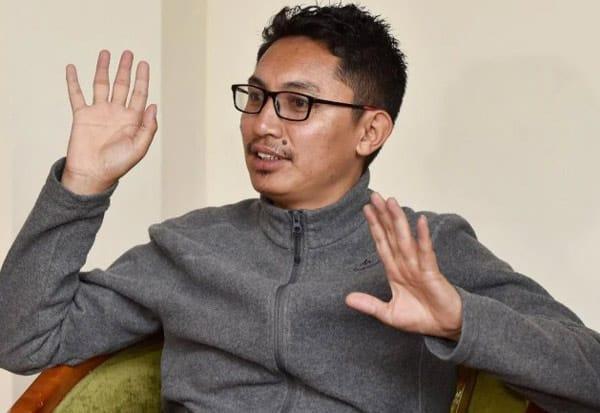 Aksai Chin, BJP, Jamyang Tsering Namgyal, Ladakh, bjp mp, பாஜ, எம்பி, சீனா, எல்லை